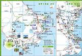 Korean guide map